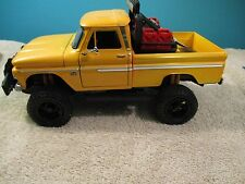 1/24 LOOSE MOTORMAX CHEVY TRUCK
