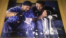 Ice Cube & Mike Epps Next Friday Hand Signed 11x14 Photo Autographed W/COA