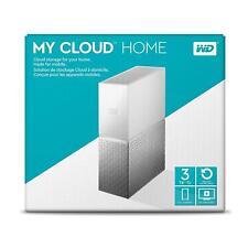 Western Digital My Cloud 3TB External Home Personal NAS Desktop Cloud Storage
