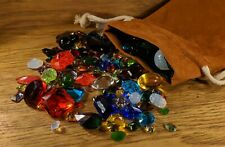 Gemstone treasure bag (172 gems 2 Bags, no 6mm) for Dungeons & Dragons, RPG's