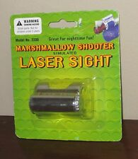Marshmallow Shooter | *NEW* Simulated LASER SIGHT Marshmallow Fun Company Gun