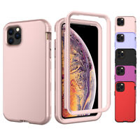 For NEW Apple iPhone 11 Pro Max SE2 2020 Shockproof Heavy Duty Rugged Case Cover