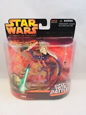 Star Wars Revenge of the Sith Yoda Fly into Battle