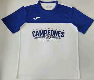 2021 Cruz Azul 9th League Title soccer Jersey