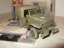 Corgi CC51707 WC51 coche de comandos, US Army, liberación de París, escala 1944 en 1:43