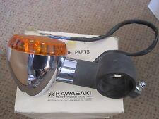 KAWASAKI NOS L/H FRONT INDICATOR EN500 VN1500 Vulcan VN800 Vulcan  23037-1317