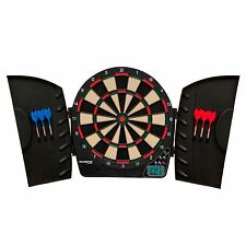 Best Electronic Dart Board Electric With Plastic Cabinet Arachnid Game Room
