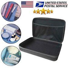 Multifunctional Cosmetic Bag EVA Travel Make Up Organizer Zipper Pouch EVA
