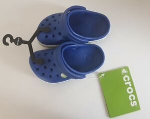 Crocs original Neu Schuhe baby blau Gr.19-21 Badessschuhe Gummischuhe Hauschuhe