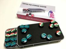 Coffee Pod Holder Draw 40 Pods Nespresso Compatible