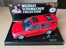 Minichamps 1/43 Michael Schumacher FORD ESCORT COSWORTH #5