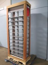 "*NEW* ""HARBOR IND. FLEX FRAME 2"" COMMERCIAL 36"" CIGARETTE DISPLAY MERCHANDISER"