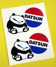 DATSUN 'DRIFT PANDA' JDM style stickers decals 240Z 280Z 300ZX 510 1200 FAIRLADY