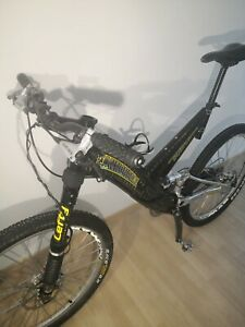 Cannondale Super V Raven 4000sx bike for collectors