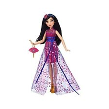 Disney Princess Style Series Mulan Doll in Contemporary Style w/ Purse and Shoes