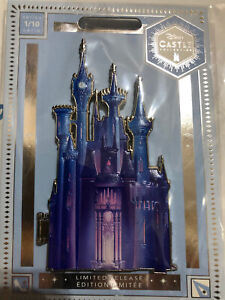 Disney Cinderella Castle Collection Pin 1 of 10 Disney Store Sold Out!