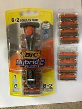 Bic Hybrid Comfort 3. 1 Handle Plus 16 Cartridges.