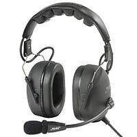 Pilot Aviation Passive Executive Headset LWL19-50 Top Spec!