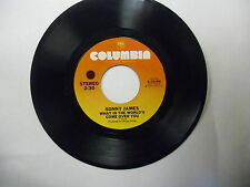 Sonny James Walking The Railroad Trestle/What In The World's Come 45 RPM VG+