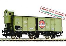 Fleischmann 538008 Güterwagen Bierwagen Reichs Quell DRG H0