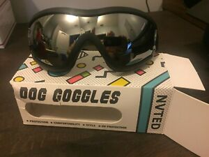 NVTED Dog Goggles - Med to Large Breed Dogs*UV Protection*Adjustable*SHIPS FREE