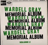 Wardell Gray Memorial Stateside Mono   LP Vinyl HL2.349
