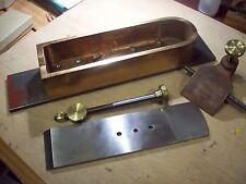 Norris type bronze and steel miter plane infill  kit