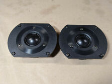 *Matched Pair* Vifa D25TG 6 Ohm Tweeters for M&K S-1B / S-1 B Speakers *NICE*