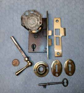 Penn French Door Mortise Lock 1-1/2 Backset