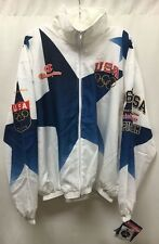 Vintage Champion 1996 Official USA Olympic Ceremony Jacket Size 2XL
