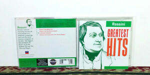 Rossini Greatest Hits, CD 2005 - Decca Compilation - NM - Classical