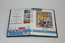 Fuga DA MONKEY ISLAND-Monkey Island 4 (PC, 2002, DVD-BOX)