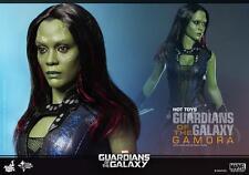 Hot Toys Guardians of the Galaxy GAMORA MMS259 Zoe Saldana New / Sealed Shipper!