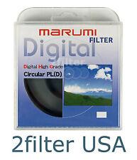 Marumi 58mm DHG Circular Polarizer - USA Shipper