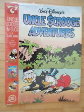 Carl Barks Library Uncle Scrooge Adventures 15 sealed with card Gladstone New