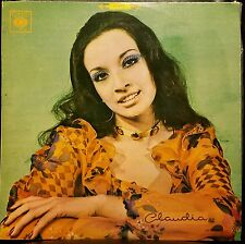 Claudia De Colombia LP DCS 690 1972