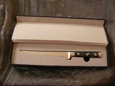 Filetiermesser 7 - Klingenlänge 18cm - Kunstharzgriff