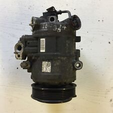 02-08 VW Polo Fabia Ibiza AC Pump Air Con Compressor 6Q0820808D *Pulley Damaged*