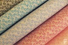 """Paisley 100% Cotton 60"""" Craft Fabrics"""