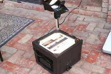 kodak deluxe mk11 overhead projector to project your film and transparencies up