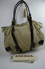 "DIESEL ""SHOPPY-HOP"" Schultertasche Shopper Bag Denim"