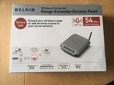 Belkin Wireless Range Extender / Access Point