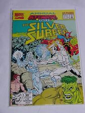 Silver Surfer Annual #5 (1992) The Defenders Marvel Comics