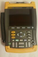 Fluke 199C ScopeMeter 2.5GS/s Dual-Input 200MHz  Oscilloscope 1