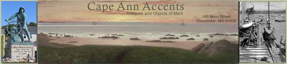 Cape-Ann-Accents, Antiques - Art