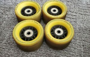 Orangatang Balut 72.5mm longboard skateboard wheels 86A durometer 35mm contact