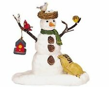 Lemax Decoration 'Fine Feathered Friends', New Christmas Cake Decorating Figure