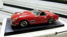 1/43 amr ferrari 250 gt California red professional built megarare n/bosica