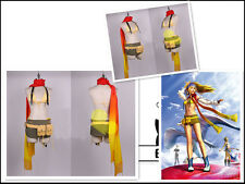Final Fantasy X-2 RIKKU COSPLAY Kostüm UK