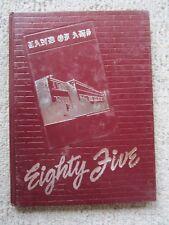 Assumption High School, Louisville, KY, 1985 Yearbook, Rosecast